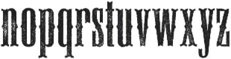 Deadwood Dust ttf (400) Font LOWERCASE