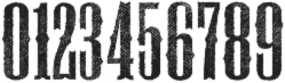 Deadwood Sawtooth ttf (400) Font OTHER CHARS