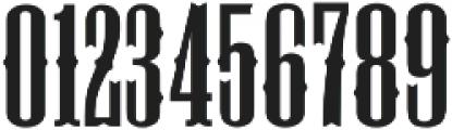 Deadwood ttf (400) Font OTHER CHARS