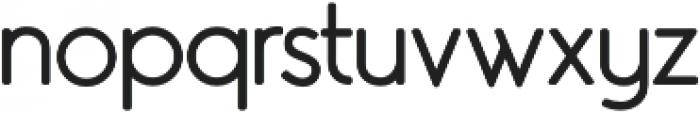 Debock Sans otf (700) Font LOWERCASE