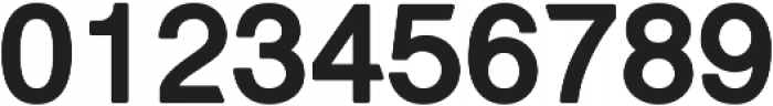 Debut Rounded Regular ttf (400) Font OTHER CHARS