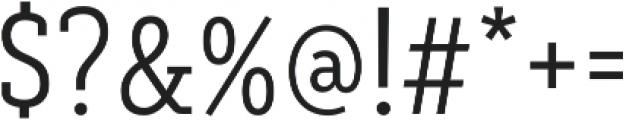 Decour Cnd Light otf (300) Font OTHER CHARS