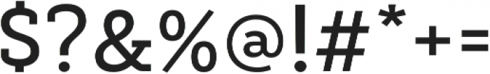 Decour Semibold otf (600) Font OTHER CHARS