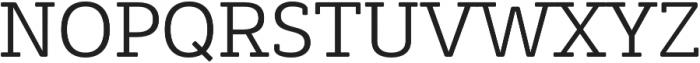 Decour Soft otf (400) Font UPPERCASE