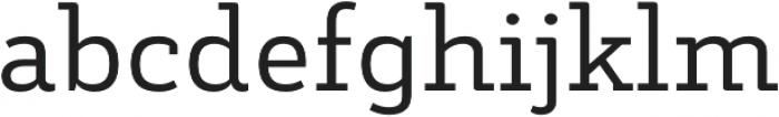 Decour otf (400) Font LOWERCASE
