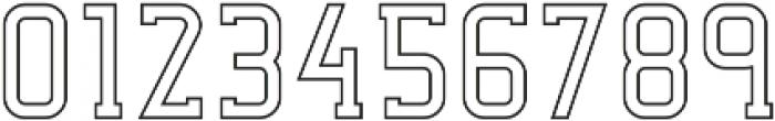 Decurion Line otf (400) Font OTHER CHARS