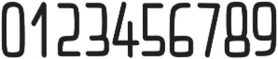 Deep regular otf (400) Font OTHER CHARS