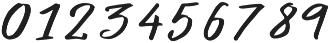 Deisy Regular otf (400) Font OTHER CHARS