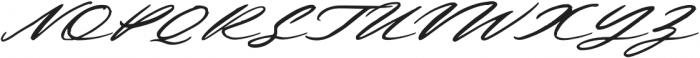 DejaVu Clean otf (400) Font UPPERCASE