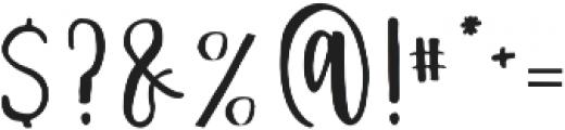 Delaney Sans otf (400) Font OTHER CHARS