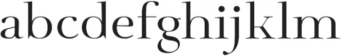 Deleplace Regular otf (400) Font LOWERCASE
