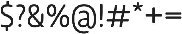 Delfino otf (400) Font OTHER CHARS