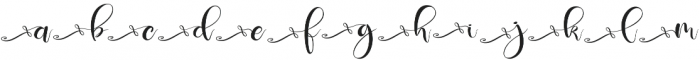 Deliciously ss3 otf (400) Font UPPERCASE