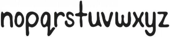 Delighted ttf (300) Font LOWERCASE