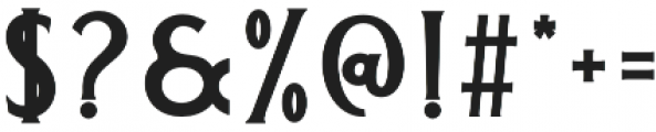 Delighter Script Serif Tracked otf (300) Font OTHER CHARS