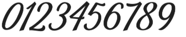 Delighter Script otf (300) Font OTHER CHARS