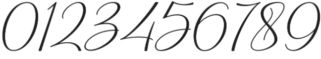 Delima otf (400) Font OTHER CHARS
