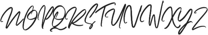 Dellamonde otf (400) Font UPPERCASE
