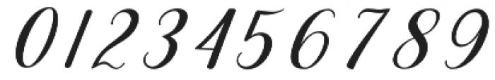 Dellayla Script otf (400) Font OTHER CHARS