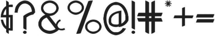 Dellis ttf (400) Font OTHER CHARS