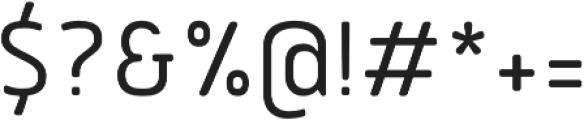 Delm SemiLight otf (300) Font OTHER CHARS