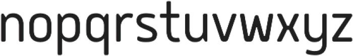 Delm SemiLight otf (300) Font LOWERCASE