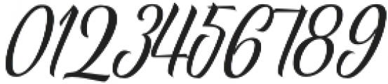 Delphin Spring otf (400) Font OTHER CHARS