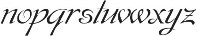 Denise ttf (400) Font LOWERCASE