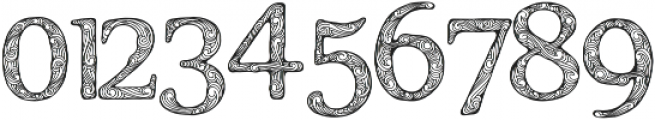 Denka otf (400) Font OTHER CHARS