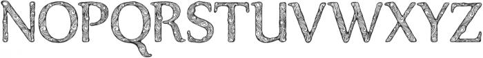 Denka otf (400) Font LOWERCASE