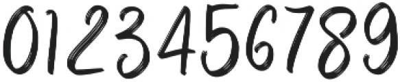 Denmark otf (400) Font OTHER CHARS