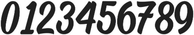 Dephiana otf (400) Font OTHER CHARS