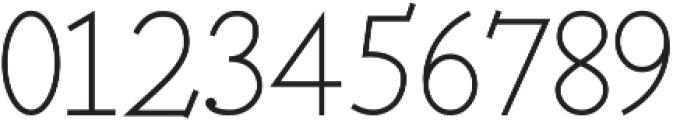 Deputy Serif ttf (400) Font OTHER CHARS