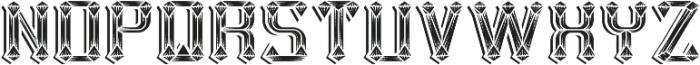 Derby TextureAndShadowFX otf (400) Font UPPERCASE