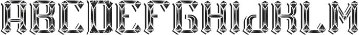 Derby TextureAndShadowFX otf (400) Font LOWERCASE