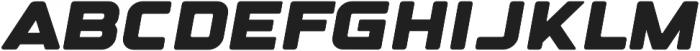 Design Regular otf (400) Font LOWERCASE