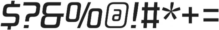 Design System A 500I otf (500) Font OTHER CHARS