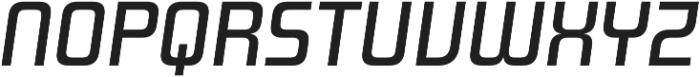 Design System A 500I otf (500) Font UPPERCASE