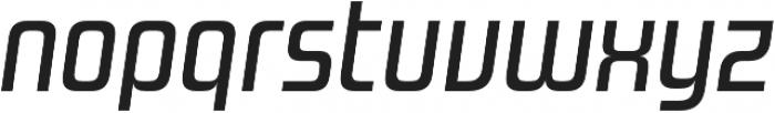 Design System A 500I otf (500) Font LOWERCASE