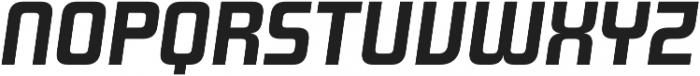 Design System A 700I otf (700) Font UPPERCASE