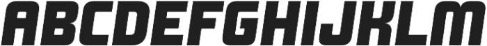 Design System A 900I otf (900) Font UPPERCASE