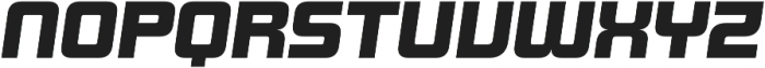 Design System B 900I otf (900) Font UPPERCASE