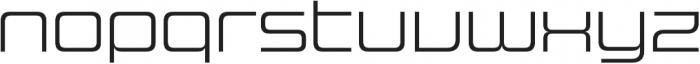 Design System C 300R otf (300) Font LOWERCASE