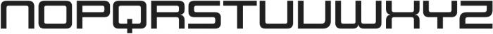 Design System C 700R otf (700) Font UPPERCASE