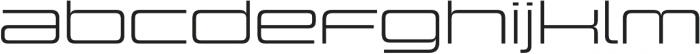 Design System D 300R otf (300) Font LOWERCASE