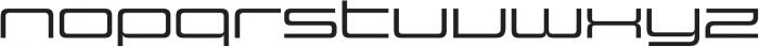 Design System D 500R otf (500) Font LOWERCASE