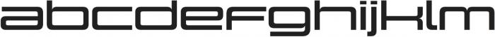 Design System D 700R otf (700) Font LOWERCASE