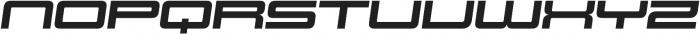 Design System D 900I otf (900) Font UPPERCASE