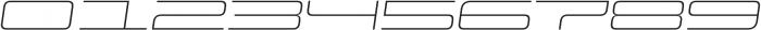 Design System E 100I otf (100) Font OTHER CHARS