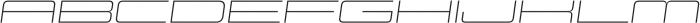 Design System E 100I otf (100) Font UPPERCASE
